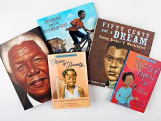 For Black History Month, try these five books for kids. (Photo for The Washington Post by Deb Lindsey)