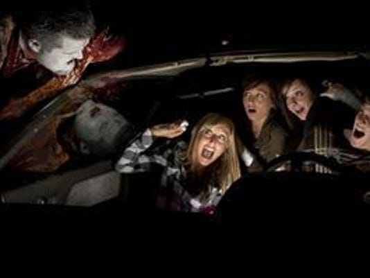 danger run is a halloween scavenger hunt you play from your car photo provided
