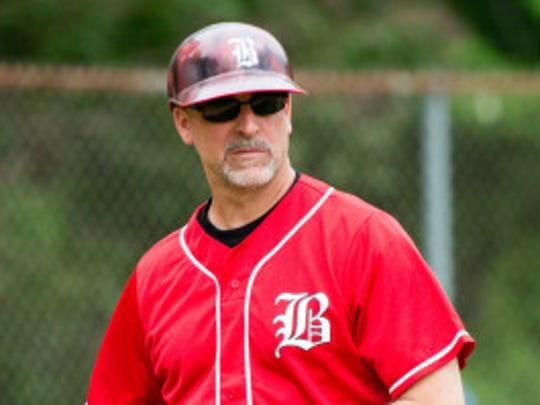Coach Jeff Falzarano