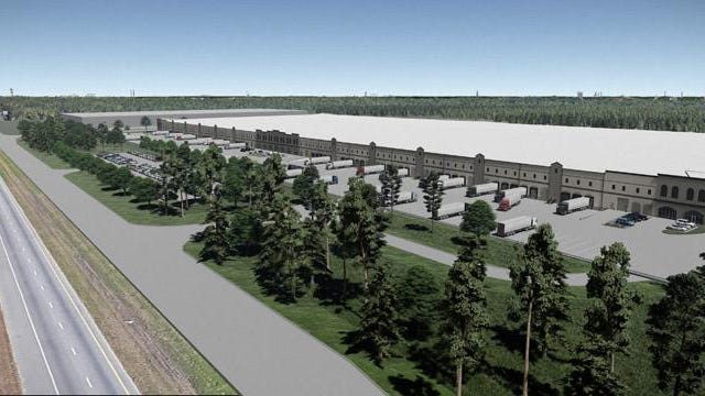 Port City Logistics announced the expansion of their Chatham County operations on Tuesday, which will create 200 new jobs and include an $80 million investment for construction of a new headquarters and warehouse facility on Highway 21 in Port Wentworth.