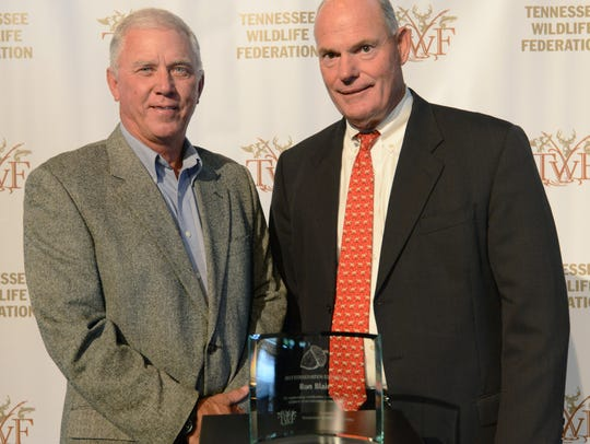 Ron Blair, of Middleton, wins Conservation Educator