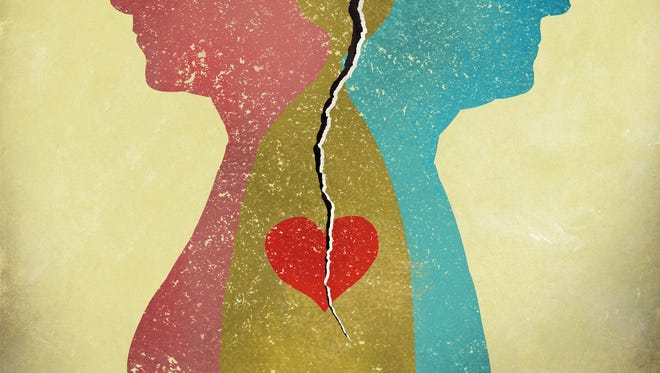 New study suggests marital struggles can affect heart health.