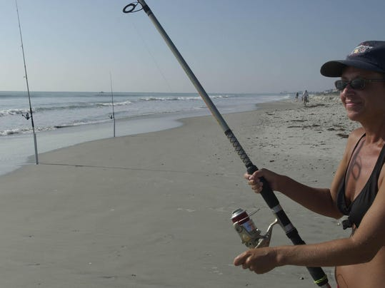 Fishing forecast for weekend of july 8 10 for Fishing forecast today
