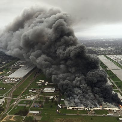 Gallery | GE Appliance Park fire