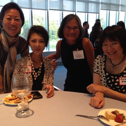 """A look back at Mei-Mei Chan's decorated career at The News-Press and Gannett. """"This was not an easy decision,"""" said Chan, calling her job one of the best in America. """"I love the amazing team at The News-Press, and the wonderful people of Southwest Florida."""""""
