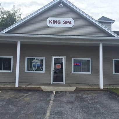 Officers from Colchester Police and the Department of Homeland Security raided the King Spa in Colchester on Monday. There is an on-going investigation for possible illegal activity at the spa, police said.