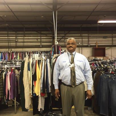 New Way Mississippi CEO Larry Perry hopes to start a thrift store that will help his program be self-sufficient.