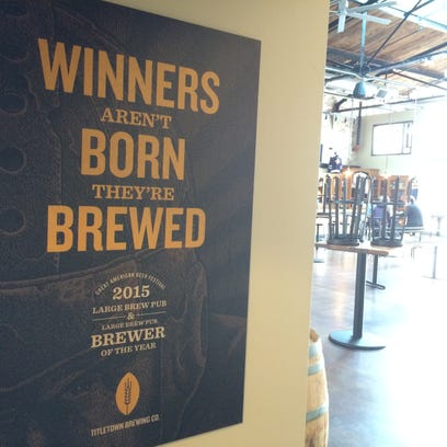 You can tour Titletown Brewing Co. with special guests on Feb. 17.