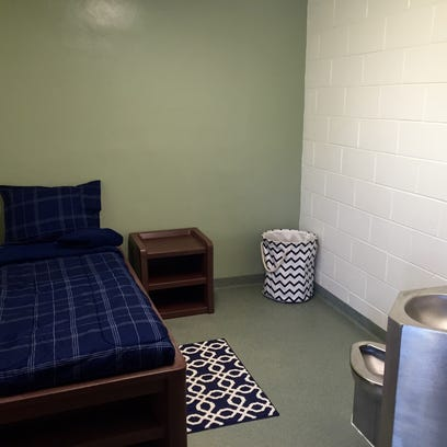 The new Western Area Multipurpose Juvenile Crisis and Assessment Center in Asheville will provide nine beds for children who are in secured-custody or in need of crisis intervention and assessment. The new facility is set to open in September of 2016.