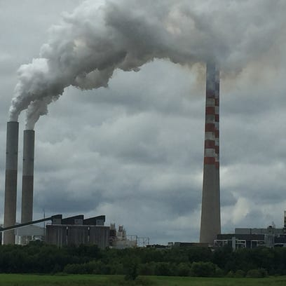 Cumberland plant ranks third nationally in air pollution