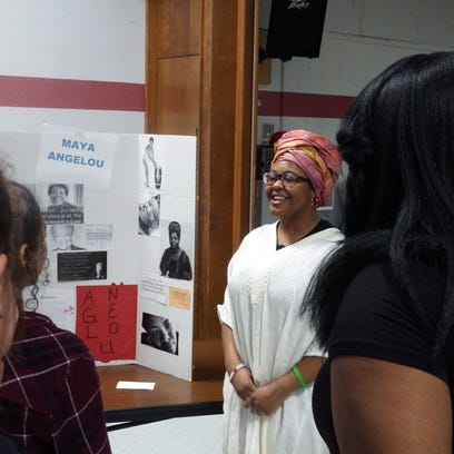 Black History comes to life in Iowa City