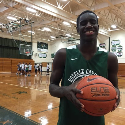 Kahlil Whitney is turning heads, especially his dad's