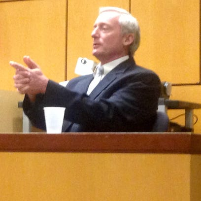Torres: Murder trial jurors have work cut out for them in Woodward case