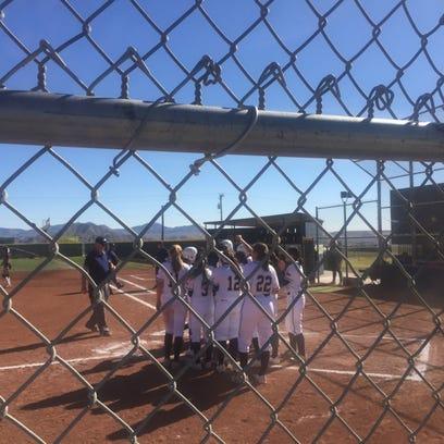 Hamilton, Fournier help lead Coronado softball team to win