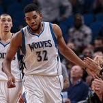 Already an NBA star, Karl-Anthony Towns ready to lead