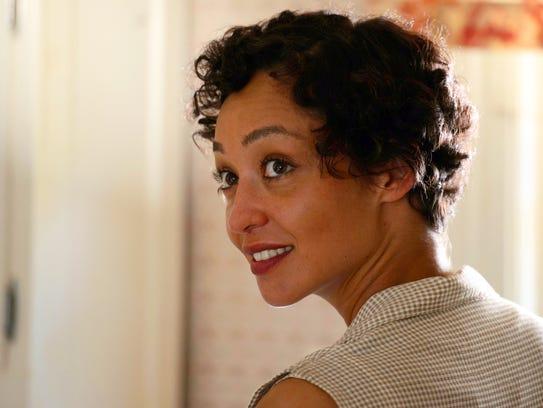 Ruth Negga in 'Loving.' Negga was nominated for an