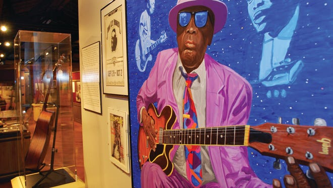 The Delta Blues Museum in Clarksdale is a must for blues enthusiasts.