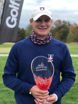 Morton native Tommy Kuhl won the Golfweek Hoosier Amateur over the weekend in Bloomington, Ind.