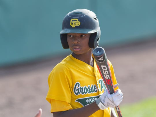 Grosse Pointe Woods-Shores' Jarren Purify put up monster numbers in the Great Lakes Regional.