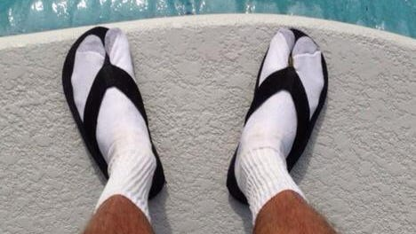 """Octavio Diaz says, """"Winter on the Space Coast means waiting for the solar heater to warm up my pool."""""""