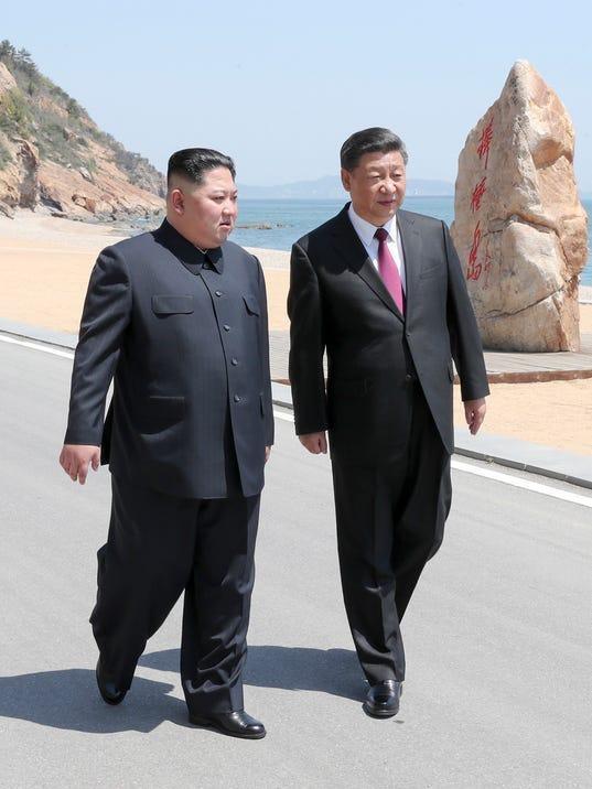 AP CHINA NORTH KOREA I CHN