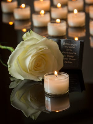 """Sarah Hamer teaches """"Write Your Own Obituary"""" classes at Shreve Memorial Library branches."""
