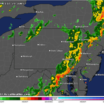 NCCo under severe thunderstorm warning; rest of state remains under watch
