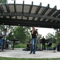 2XL band rocks LaFontaine Amphitheater stage