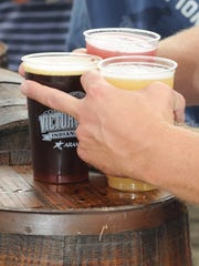 More than 70 breweries will be represented at the Microbrewers Festival.