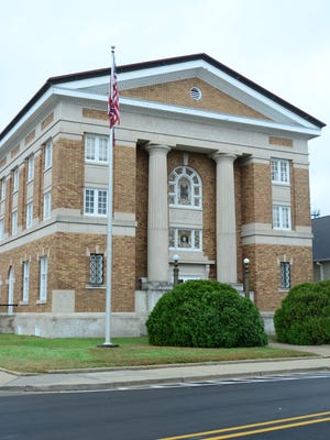 The Forrest County Justice Court.