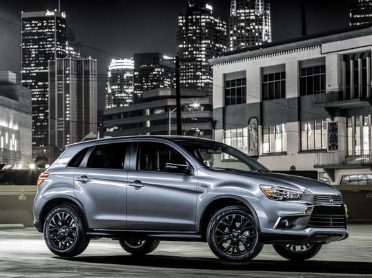 2017 Outlander Sport LE Night