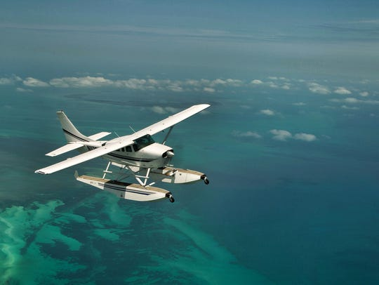 Salt Island Seaplanes offers flights to Key West from Naples Municipal Airport and from Page Field general aviation airport in Fort Myers. It's adding a second four-passenger amphibious plane in time for tourism's winter high season in early 2019.  Photo special to The News-Press