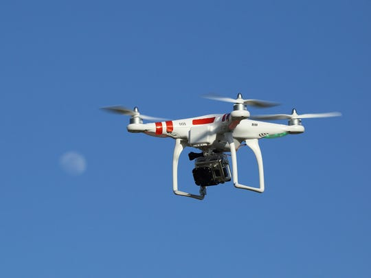 Fire officials across the country are campaigning this year to keep residents from flying such unmanned aerial vehicles around active wildfires.