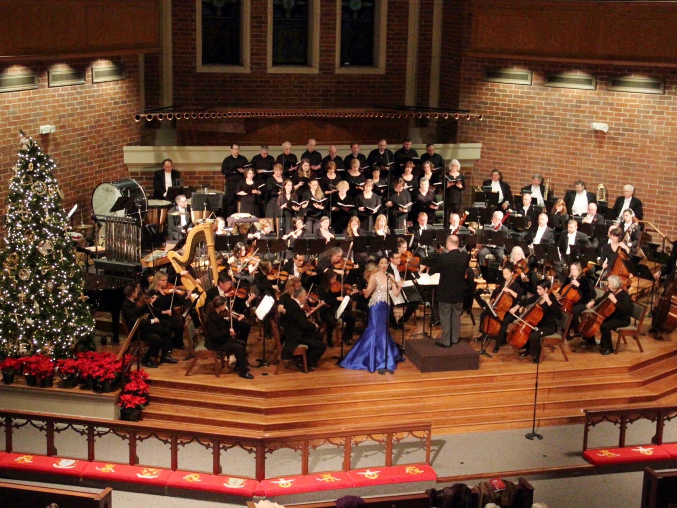 Murfreesboro Symphony Orchestra will perform Thursday.
