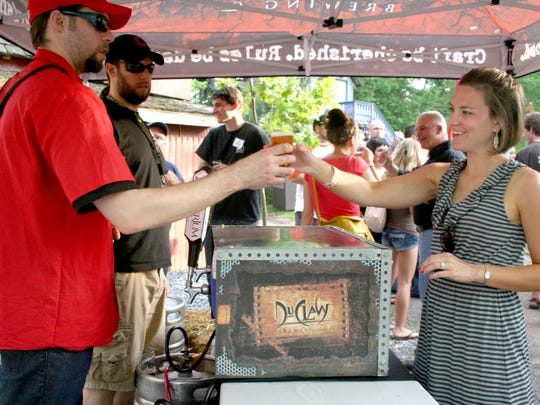 DuClaw Brewing Company of Baltimore will be one of the more than 60 breweries participating in the event.
