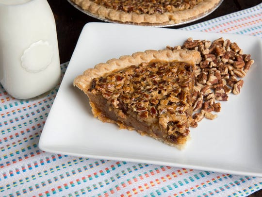 Sweet Creations' pecan pie was named one of the Best