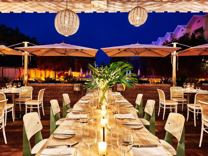 Patio Dining Across The Country