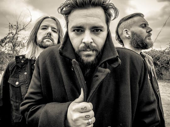 Seether will fill one of the headliner spots at Halfway