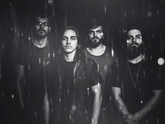 Headlining Saturday's Revelation Festival is brothers., a four-piece alternative/metal rock band from Louisville, Ohio.