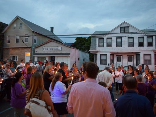 The South Amboy International Overdose Awareness Month