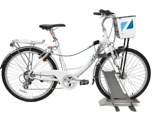 "Zagster ""smart bikes"" would have locking technology directly on the bike, rather than on racks or kiosks."