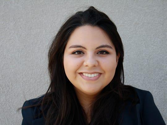 Healthy U Editor Lorena Sanchez