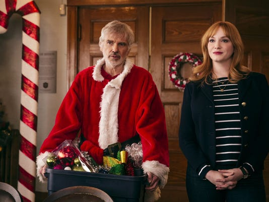 Movie Review Bad Santa 2 More Sad Than Bad
