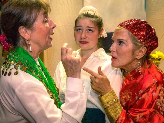"David Mamet's ""Boston Marriage"" will be staged tonight through Sunday in Burlington."