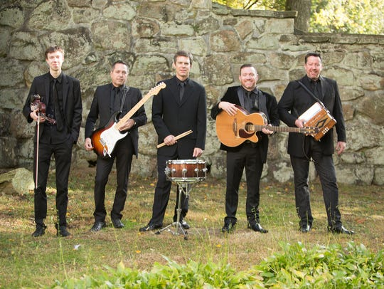 """The McLean Avenue Band presents """"Christmas in Ireland"""""""
