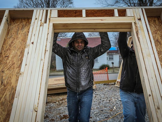 Andrew Benyamin's family partnered with Habitat for Humanity of Rutherford County for their Smyrna-area home in 2017. The organization is embarking on its first-ever subdivision.