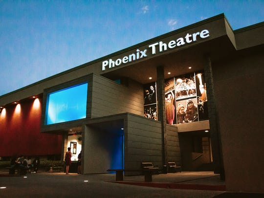 The Phoenix Theatre Company is based at its downtown campus, with three auditoriums that also host performances by other local troupes.