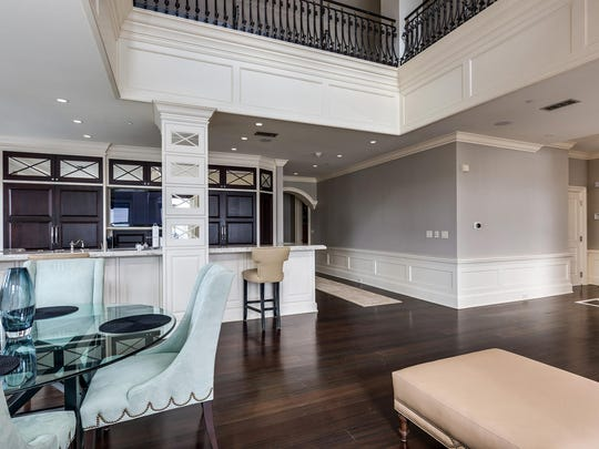 A realtor said this condo in downtown Detroit has sold for a record $1.8 million.
