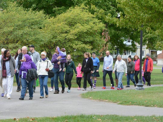Walk a Mile In My Shoes event will benefit Willow Domestic Violence Center.