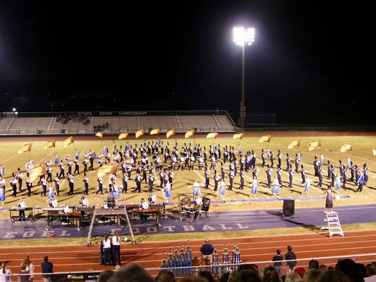 The 3rd annual Stones River Championship band competition will be held Sept. 30 at Siegel High School.